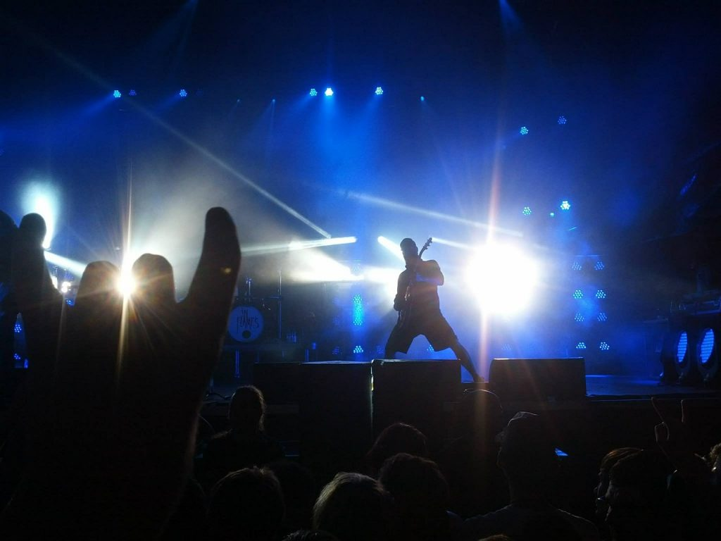 concert, rock, music